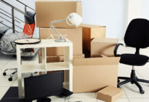 5 Ways To Make Moving Office Furniture Easier
